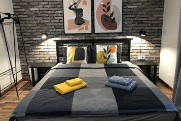 Двухуровневые апартаменты в центре Ялты, 48 кв.м. на 5 человек, 1 спальня, Потёмкинский переулок, 5, Ялта - Фотография 1