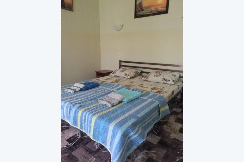 Семейный номер двухкомнатный с кухонным уголком, улица Македонского, 12, Коктебель - Фотография 1