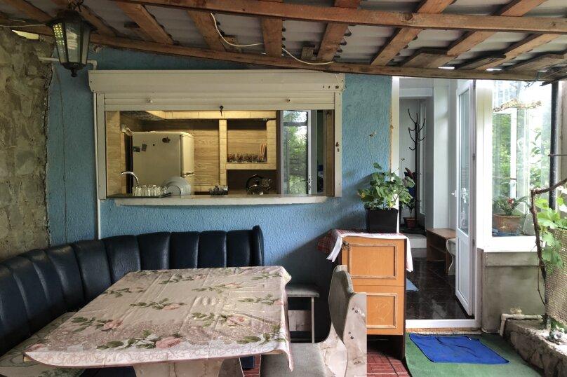 Новый трех комнатный дом вместимостью до 10человек, 150 кв.м. на 10 человек, 3 спальни, Кореизское шоссе, 12б, Мисхор - Фотография 28