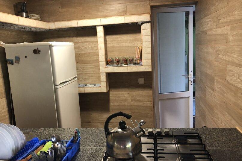 Новый трех комнатный дом вместимостью до 10человек, 150 кв.м. на 10 человек, 3 спальни, Кореизское шоссе, 12б, Мисхор - Фотография 29