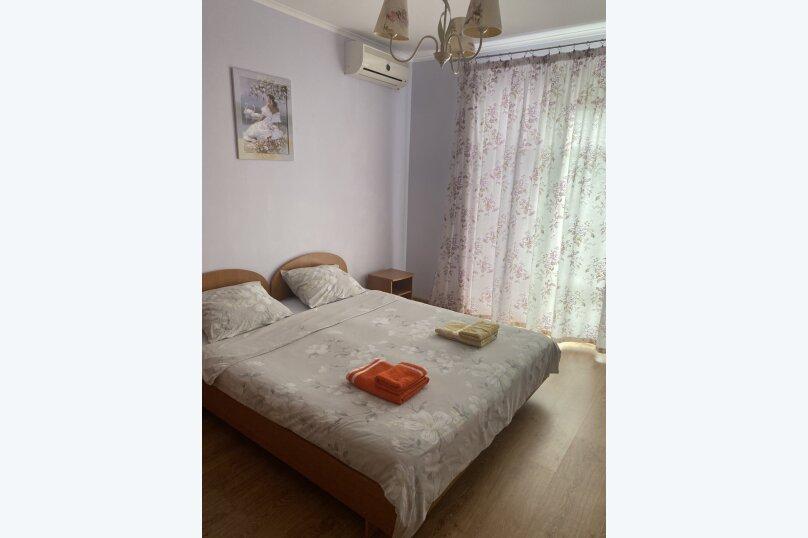 Сдаем свой дом у моря, 90 кв.м. на 6 человек, 2 спальни, кооператив Дельфин, частный участок, Алушта - Фотография 21