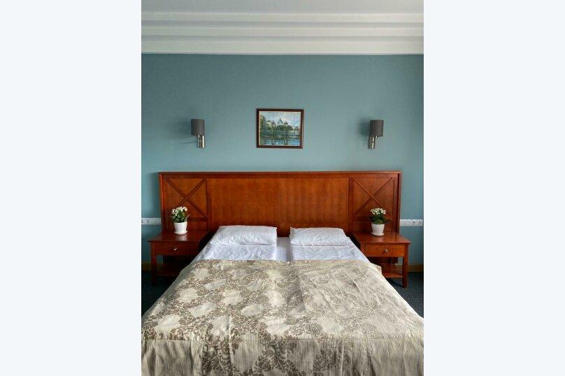 Двухместный номер с 1 кроватью или 2 отдельными кроватями, Альпийский переулок, 30к3, Санкт-Петербург - Фотография 1