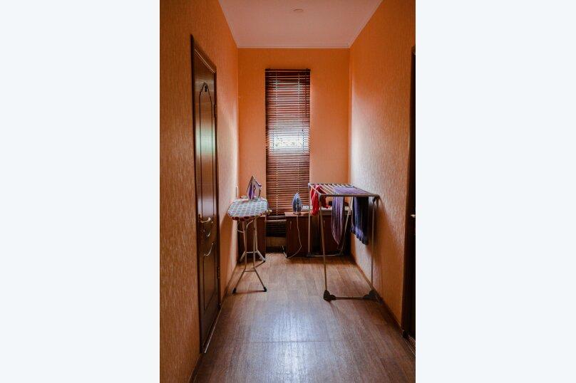 Трехместный без балкона с тремя односпальными кроватями, Ландышевая улица, 178, микрорайон Мамайка, Сочи - Фотография 1