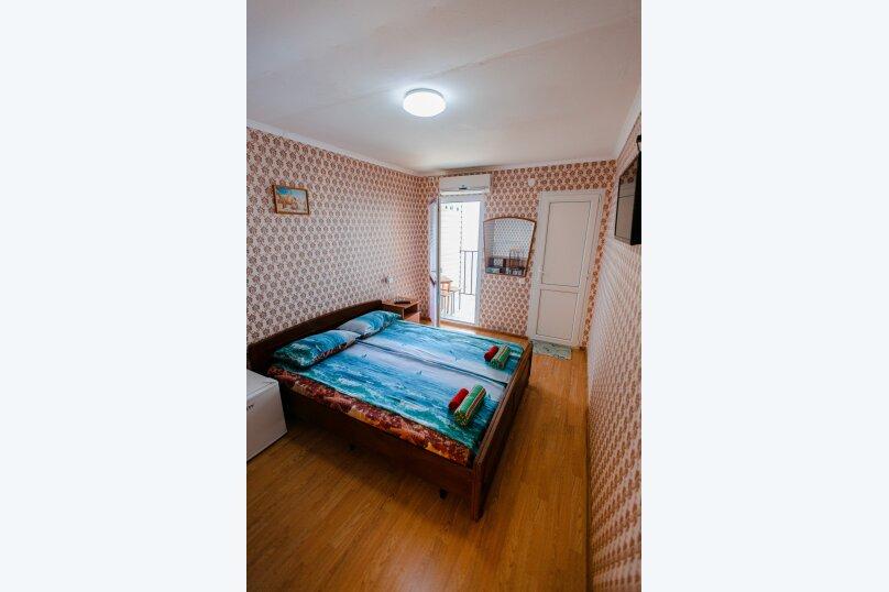 Двухместный с балконом  с двумя раздельными кроватями, Ландышевая улица, 178, микрорайон Мамайка, Сочи - Фотография 1