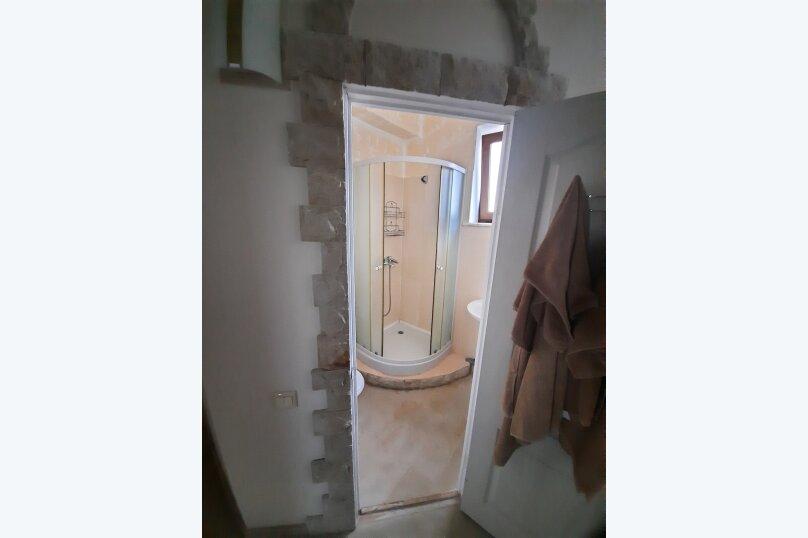 Четырехместная комната с видом на море, переулок Щепкина, 8, Алупка - Фотография 4