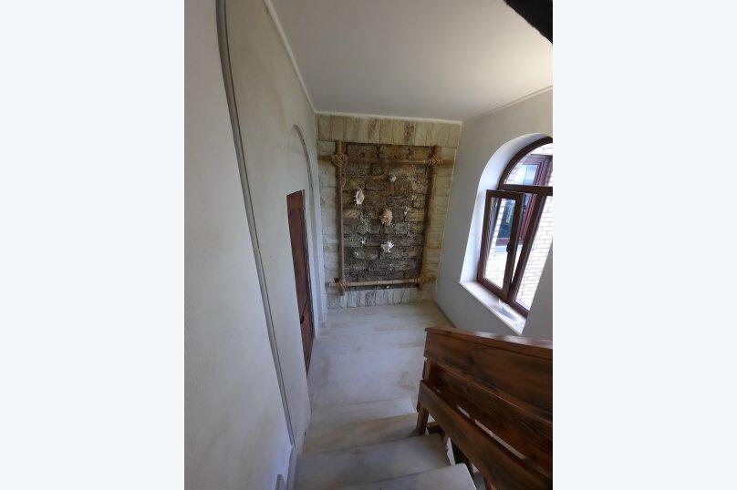 Четырехместная комната с видом на море, переулок Щепкина, 8, Алупка - Фотография 5