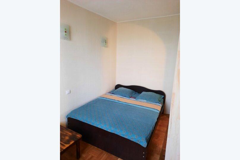Четырехместная комната с видом на море, переулок Щепкина, 8, Алупка - Фотография 6