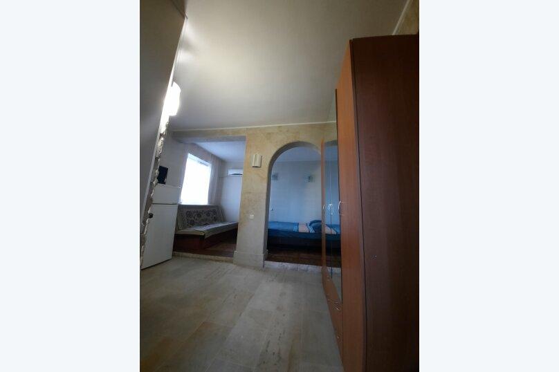 Четырехместная комната с видом на море, переулок Щепкина, 8, Алупка - Фотография 7
