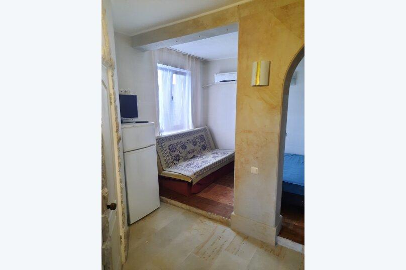 Четырехместная комната с видом на море, переулок Щепкина, 8, Алупка - Фотография 8