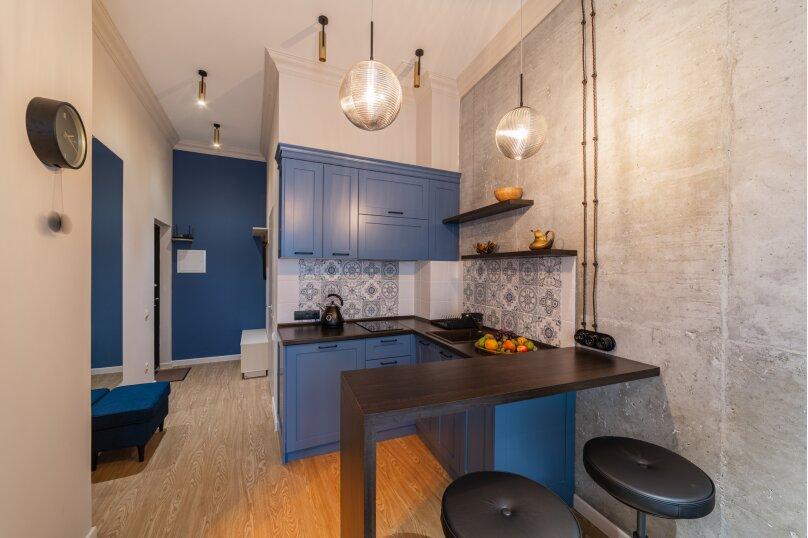 1-комн. квартира, 33 кв.м. на 4 человека, улица Игнатенко, 24, Ялта - Фотография 2