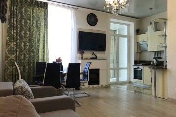 3-комн. квартира, 80 кв.м. на 5 человек, проспект Нахимова, 10, Севастополь - Фотография 1