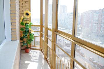 1-комн. квартира, 30 кв.м. на 4 человека, Лазурная улица, 28, Новосибирск - Фотография 1