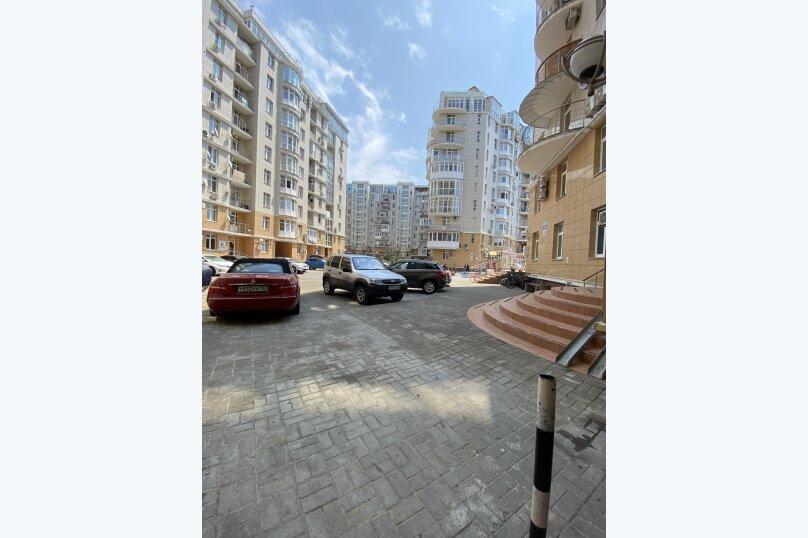 1-комн. квартира, 30 кв.м. на 4 человека, улица Тюльпанов, 41лит3, Адлер - Фотография 13