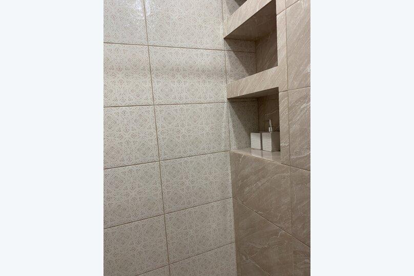1-комн. квартира, 30 кв.м. на 4 человека, улица Тюльпанов, 41лит3, Адлер - Фотография 16