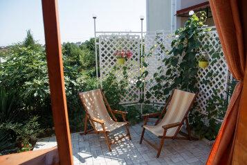 """Отдельный гостевой дом на Фиоленте, 25 кв.м. на 3 человека, тсн ст """"Атлантика-3"""", 30, Севастополь - Фотография 1"""