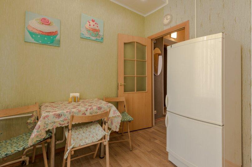 1-комн. квартира, 38 кв.м. на 4 человека, Ковенский переулок, 2, Санкт-Петербург - Фотография 6