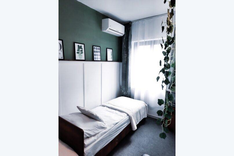 Дом возле моря станица Голубицкая , 75 кв.м. на 6 человек, 2 спальни, Кубанская улица, 4, ПК Кавказ, Голубицкая - Фотография 9