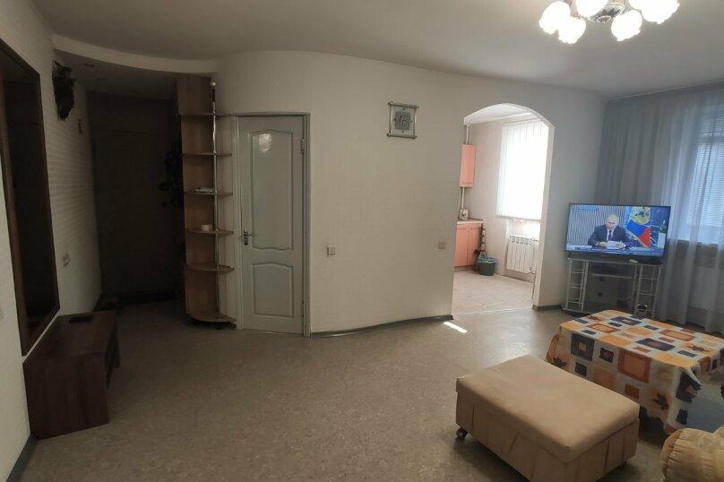 2-комн. квартира, 42 кв.м. на 4 человека, улица Ерошенко, 16, Севастополь - Фотография 3