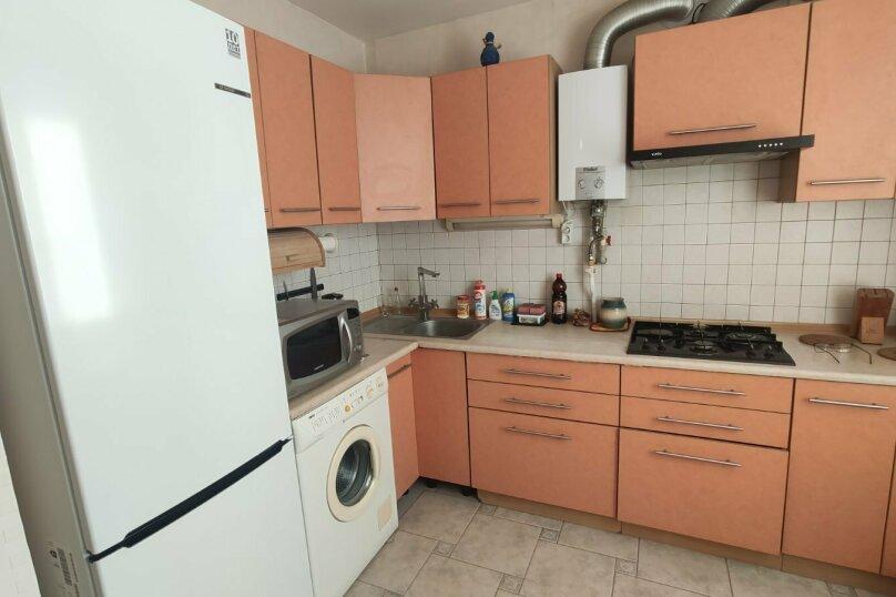 2-комн. квартира, 42 кв.м. на 4 человека, улица Ерошенко, 16, Севастополь - Фотография 5
