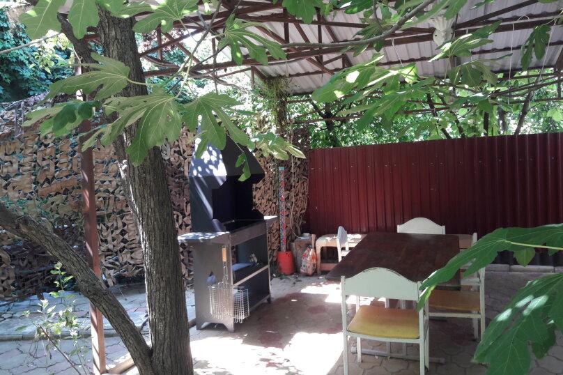 Часть дома в центре города Анапа с отдельным входом, 90 кв.м. на 10 человек, 4 спальни, Терская улица, 21, Анапа - Фотография 27