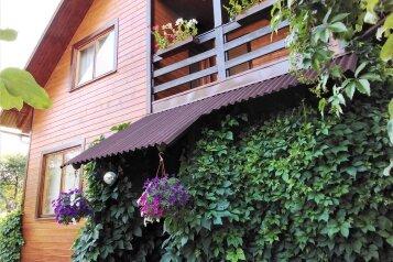 Деревянный комфортный гостевой дом, 160 кв.м. на 6 человек, 4 спальни, Цветочная улица, 5А, Суздаль - Фотография 1