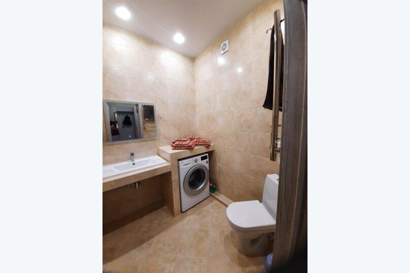 1-комн. квартира, 50 кв.м. на 6 человек, улица Мира, 44лит6, Геленджик - Фотография 3