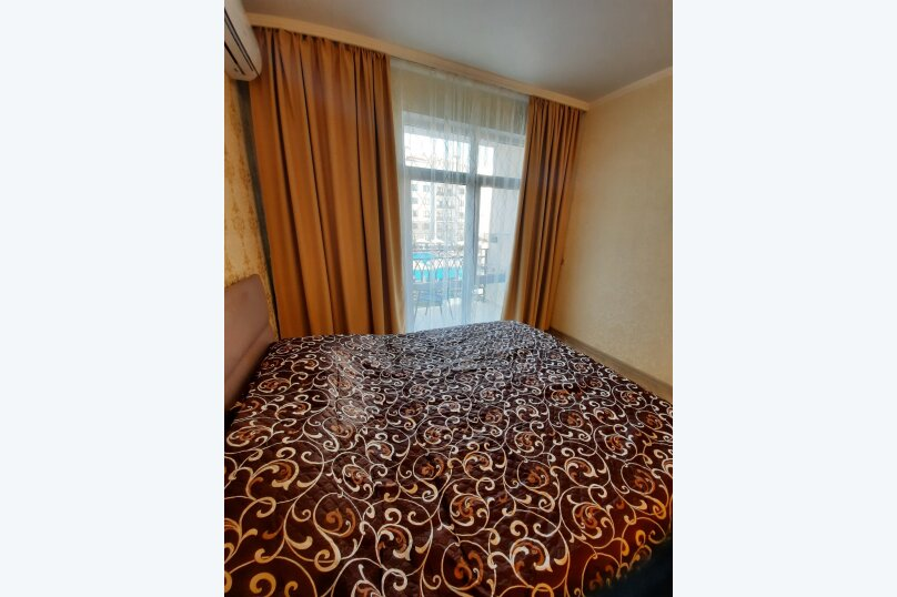1-комн. квартира, 50 кв.м. на 6 человек, улица Мира, 44лит6, Геленджик - Фотография 5