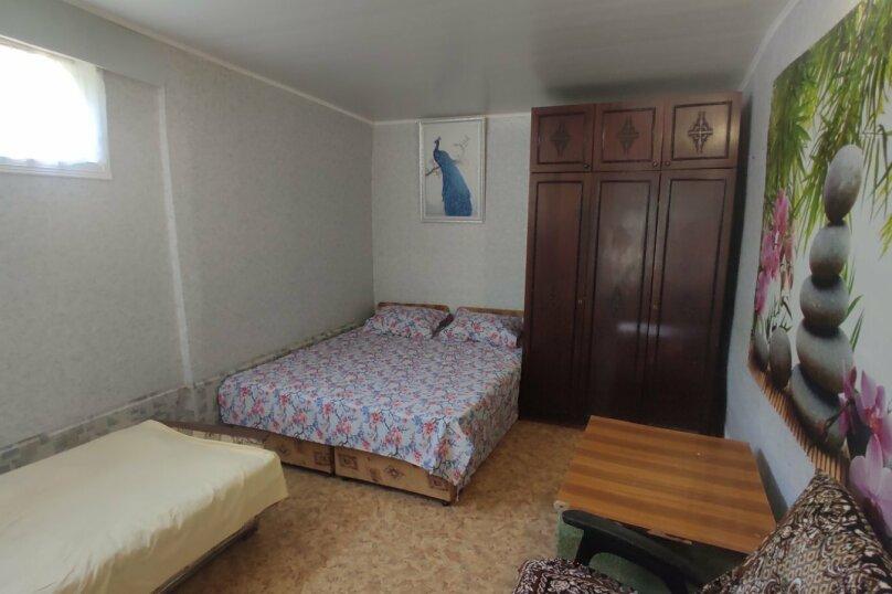 1 этаж, Трехместный стандарт , Садовая улица, 50, Береговое, Феодосия - Фотография 1