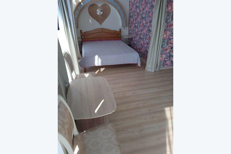 5/1 Однокомнатный видовой с двумя балконами, улица Шулейкина, 18 Б, Кацивели - Фотография 2