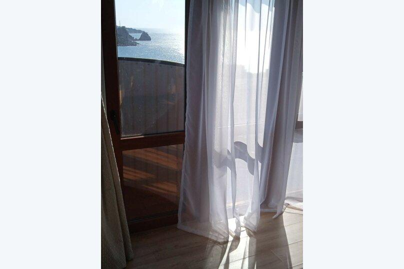 5/1 Однокомнатный видовой с двумя балконами, улица Шулейкина, 18 Б, Кацивели - Фотография 3