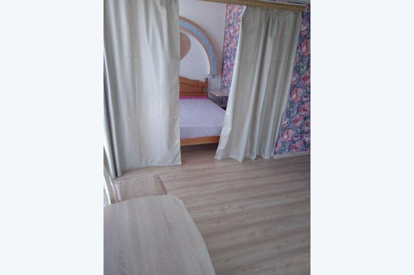 5/1 Однокомнатный видовой с двумя балконами, улица Шулейкина, 18 Б, Кацивели - Фотография 12