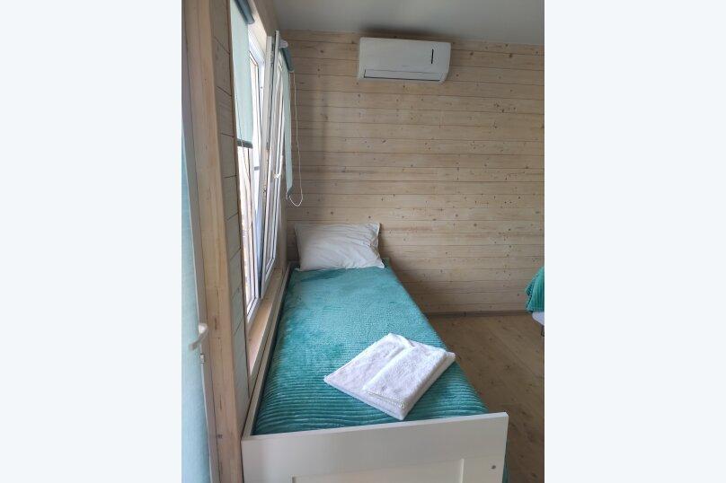 """Гостевой дом """"На'Море"""", Вишнёвый переулок, 8 на 5 комнат - Фотография 23"""