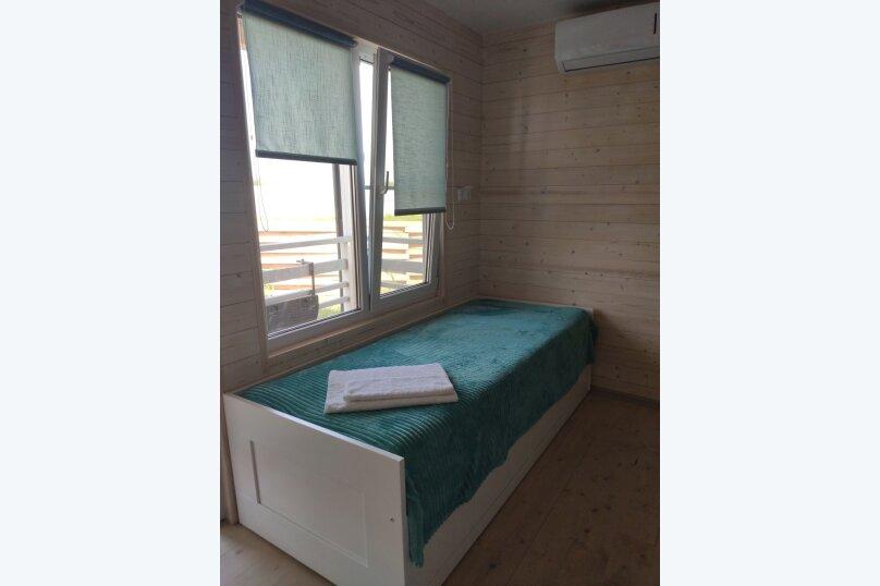 """Гостевой дом """"На'Море"""", Вишнёвый переулок, 8 на 5 комнат - Фотография 27"""