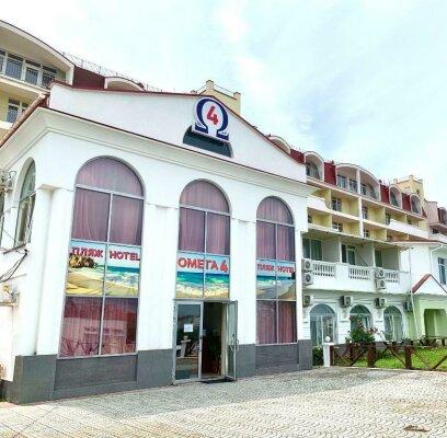 Отель Пляж Омега 4-3, улица Пляж Омега, 4-3 на 11 номеров - Фотография 1