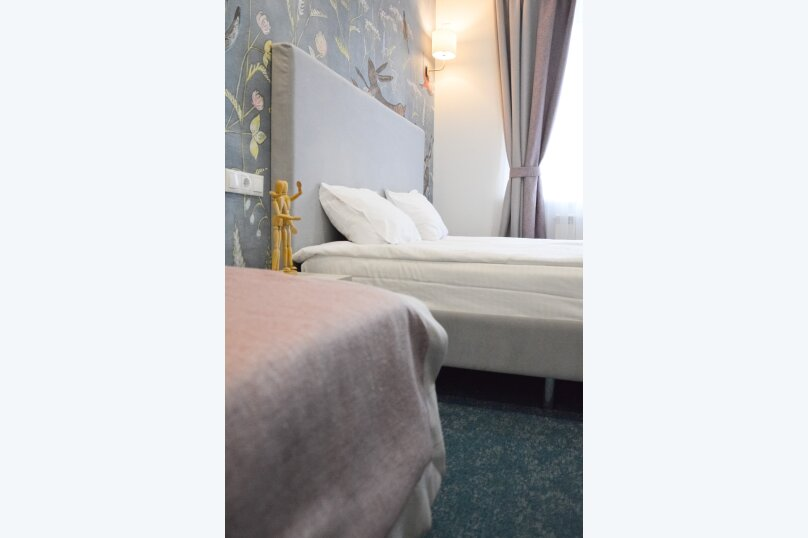 Трёхместный семейный номер с ванной, Тверская улица, 12с6А, Москва - Фотография 3
