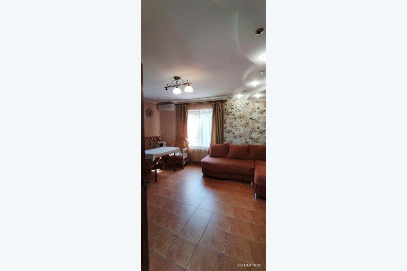 Часть дома с отдельным входом, второй этаж, 40 кв.м. на 4 человека, 1 спальня, улица Саранчева, 13, Алушта - Фотография 10