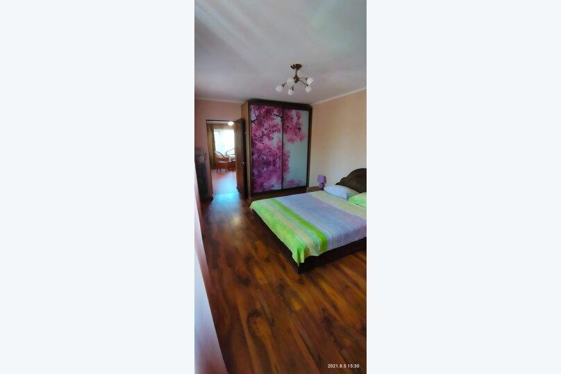 Часть дома с отдельным входом, второй этаж, 40 кв.м. на 4 человека, 1 спальня, улица Саранчева, 13, Алушта - Фотография 12