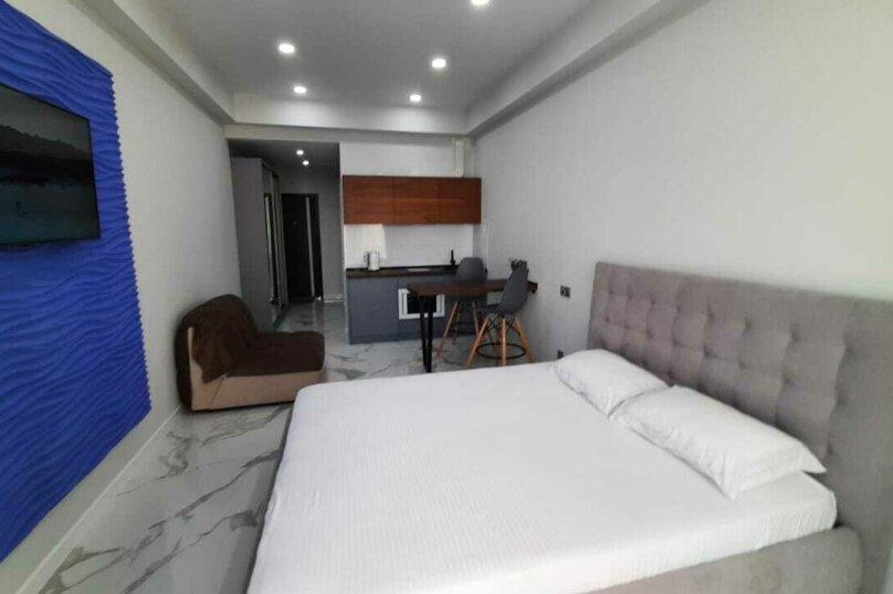 1-комн. квартира, 34 кв.м. на 3 человека, Парковая улица, 7, Севастополь - Фотография 2