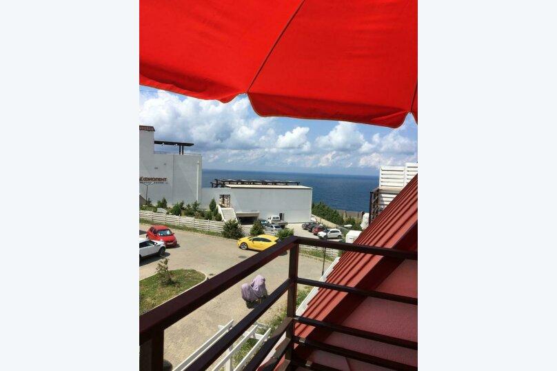 1-комн. квартира, 27 кв.м. на 2 человека, Фиолентовское шоссе, 134к3, Севастополь - Фотография 7