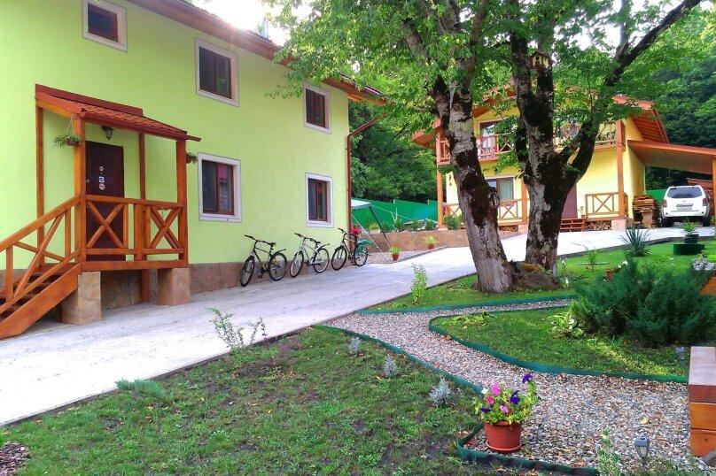 Дом для отпуска, 160 кв.м. на 12 человек, 6 спален, Лесная улица, 49И, Гузерипль - Фотография 4