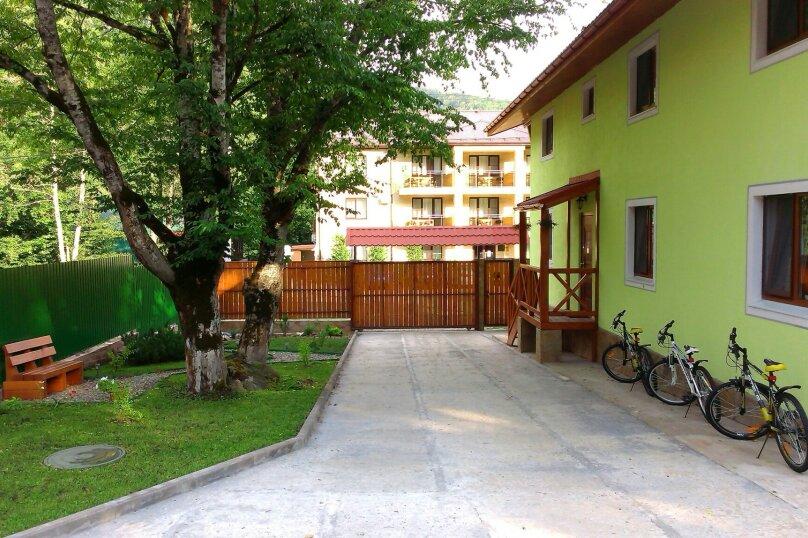 Дом для отпуска, 160 кв.м. на 12 человек, 6 спален, Лесная улица, 49И, Гузерипль - Фотография 5