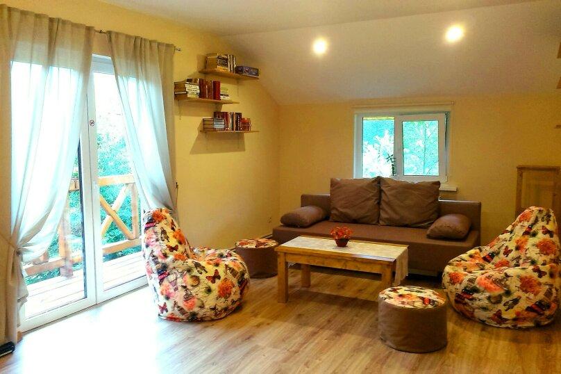 Дом для отпуска, 160 кв.м. на 12 человек, 6 спален, Лесная улица, 49И, Гузерипль - Фотография 7