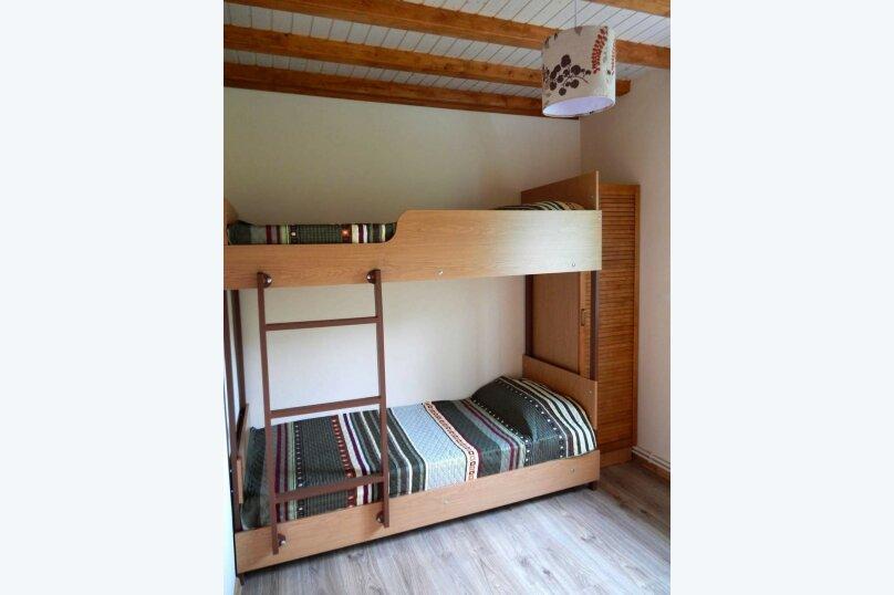 Дом для отпуска, 160 кв.м. на 12 человек, 6 спален, Лесная улица, 49И, Гузерипль - Фотография 13