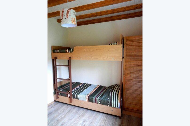 Дом для отпуска, 160 кв.м. на 12 человек, 6 спален, Лесная улица, 49И, Гузерипль - Фотография 14
