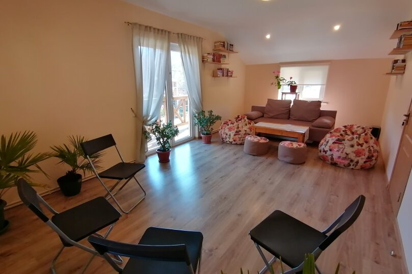 Дом для отпуска, 160 кв.м. на 12 человек, 6 спален, Лесная улица, 49И, Гузерипль - Фотография 15