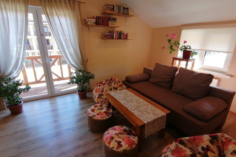 Дом для отпуска, 160 кв.м. на 12 человек, 6 спален, Лесная улица, 49И, Гузерипль - Фотография 16