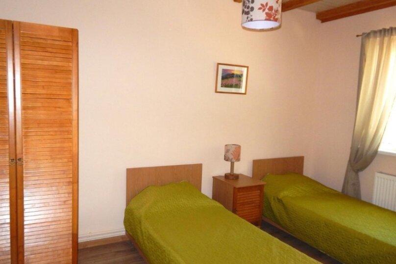 Дом для отпуска, 160 кв.м. на 12 человек, 6 спален, Лесная улица, 49И, Гузерипль - Фотография 17
