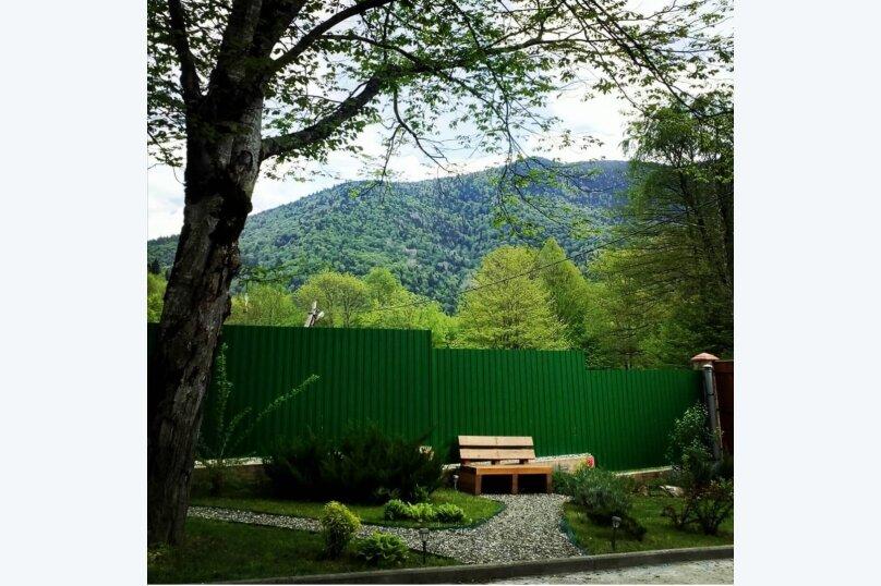 Дом для отпуска, 160 кв.м. на 12 человек, 6 спален, Лесная улица, 49И, Гузерипль - Фотография 20