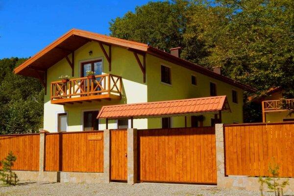 Дом для отпуска, 160 кв.м. на 12 человек, 6 спален, Лесная улица, 49И, Гузерипль - Фотография 1