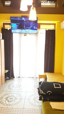 1-комн. квартира, 20 кв.м. на 3 человека, Насыпная улица, 6, Феодосия - Фотография 1